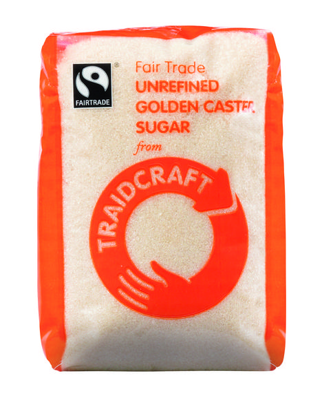 Sugar Golden Caster FairTrade