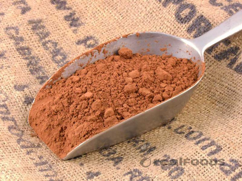 Brown Cocoa Powder ORGANIC