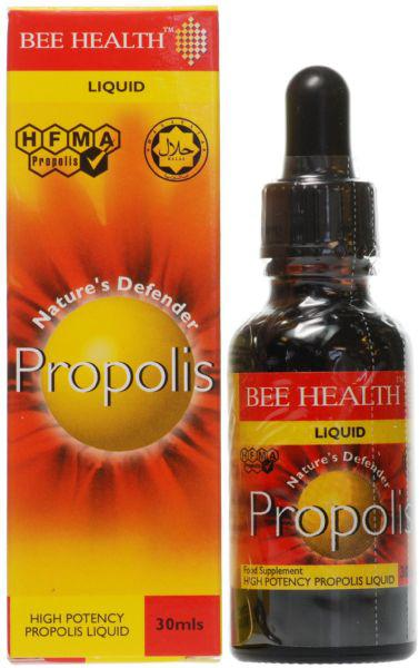 Propolis Liquid Tincture dairy free, egg free, Gluten Free, yeast free, wheat free