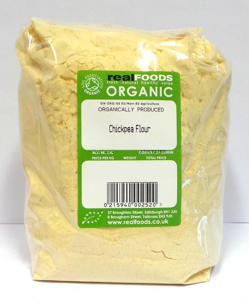 Chickpea Gram Flour ORGANIC image 2