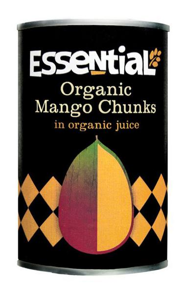 Mango Chunks no sugar added, ORGANIC