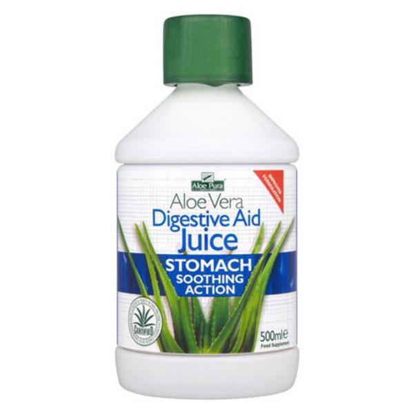 Aloe Vera Digestive Aid Juice Aloe Pura
