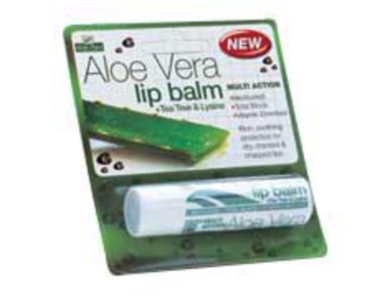Aloe Vera Lip Balm Aloe Dent