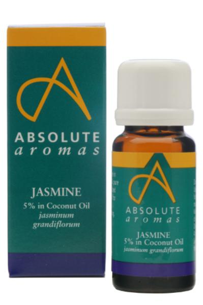 Absolute Aromas  Jasmine 5% Dilution Oil