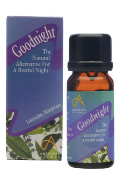 Absolute Aromas  Goodnight Oil Blend