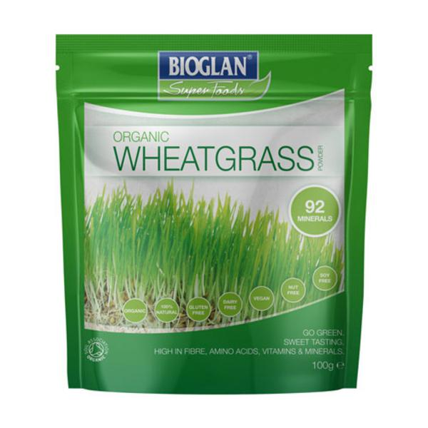 Superfoods Wheatgrass