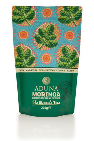100% Organic Moringa Superfruit Powder