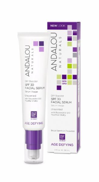 Andalou  DIY Booster SPF 30 Facial Serum Unscented