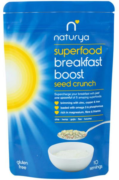 Breakfast Boost Superseed Crunch