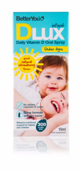 Dlux Infant Vitamin D Oral Spray