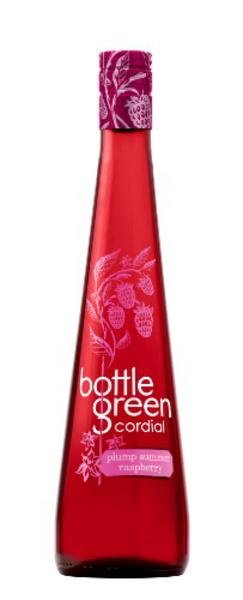 Bottle Green  Plump Summer Raspberry Cordial