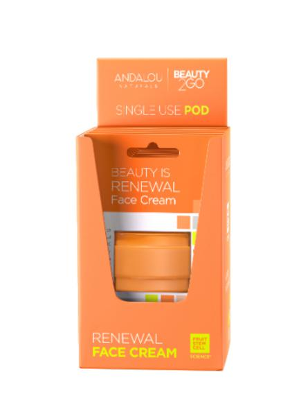 Beauty Is Renewal Face Cream Pod