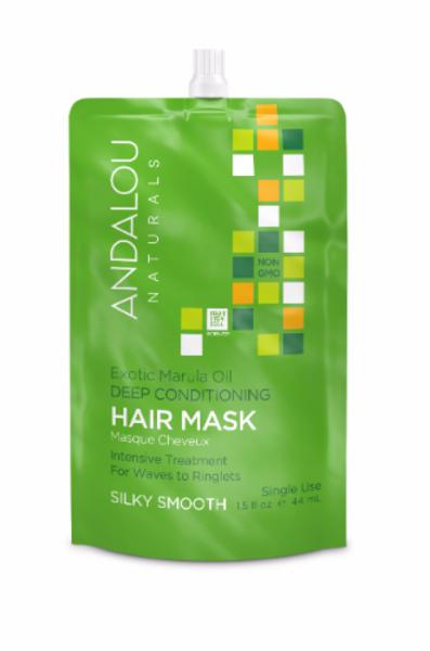 Exotic Marula Oil Silky Smooth Deep Condition Mask