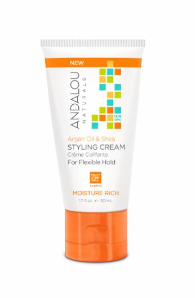 Argan & Shea Moisture Rich Styling Cream