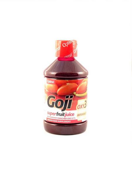 Superfruit Goji Juice