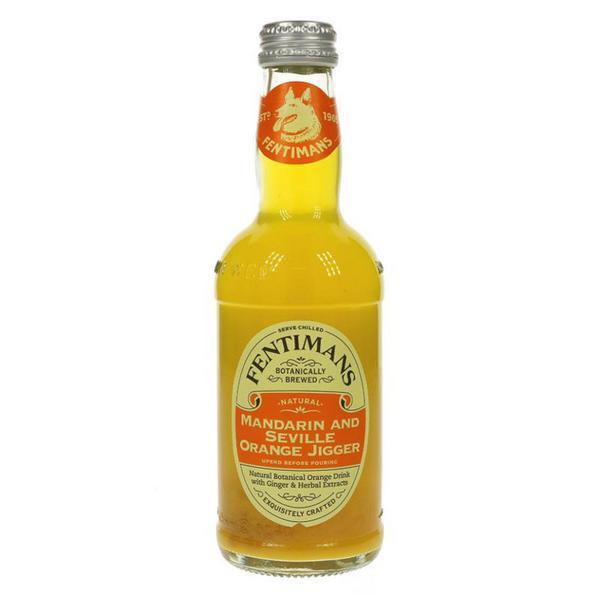Seville Orange Drink Gluten Free, Vegan