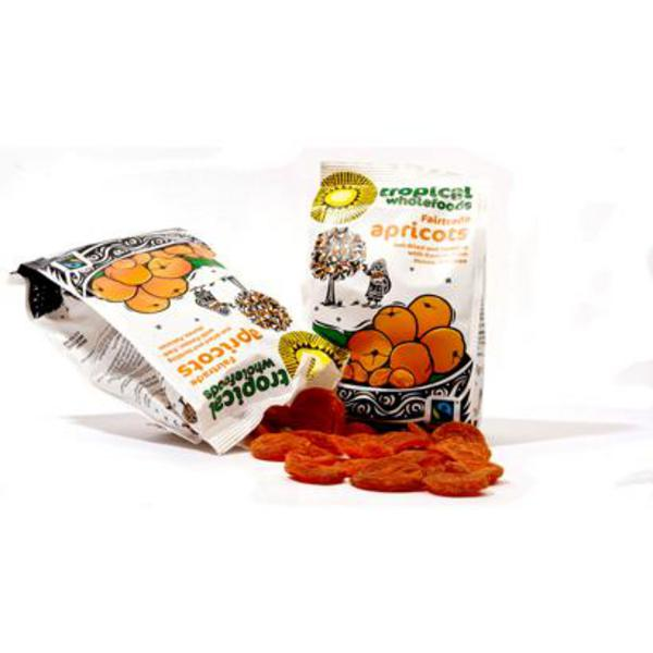Apricot Sun-Dried with SO2 FairTrade