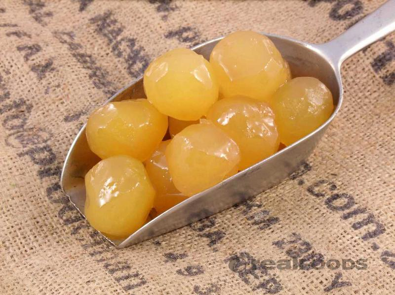 Ginger Balls in Syrup