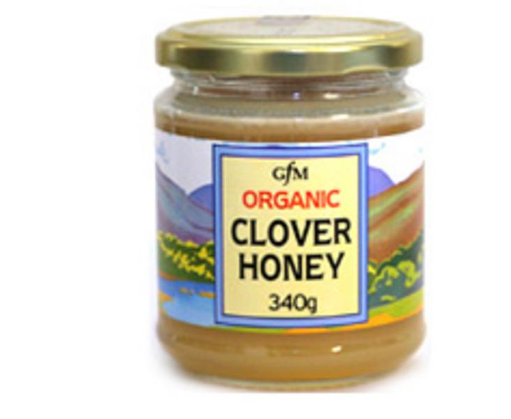 Set Clover Honey ORGANIC