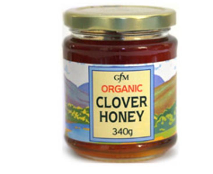 Clear Clover Honey ORGANIC