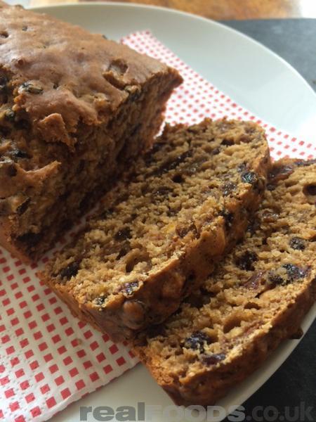 Irish Fruit Barm Brack Recipe From Real Foods