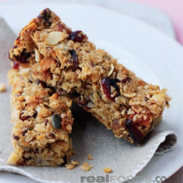 Fruit, Nut and Seed Bars