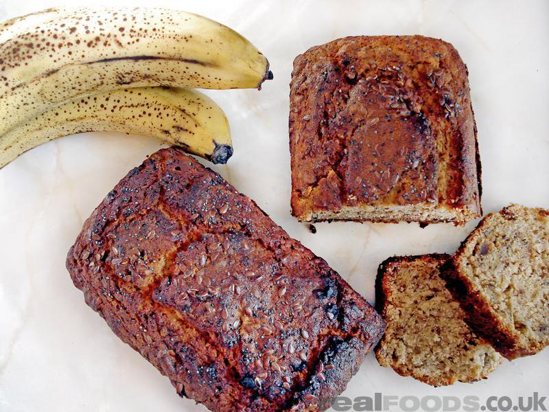 Original gluten free banana bread recipe from real foods gluten free banana bread recipe forumfinder Image collections