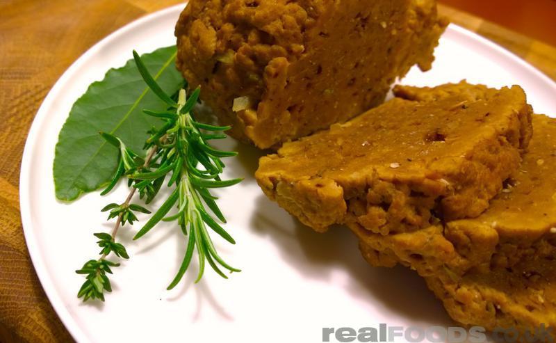 Protein Rich Homemade Vegan Seitan Recipe