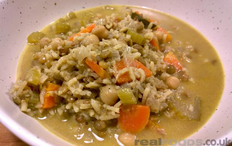 Vegan Mulligatawny Soup Recipe From Real Foods