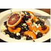 Vegetarian Stone Fruit Thyme And Goat Cheese Salad Recipe thumbnail image