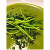 Nutritious Alkalising Courgette Basil And Spirulina Soup Recipe thumbnail image