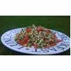 Raw Vegan Indian Sprouted Mung Bean Salad Recipe thumbnail image
