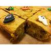 Halloween Pumpkin and White Chocolate Blondies Recipe thumbnail image