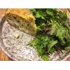 Leek, Carrot and Feta Savoury Cake Recipe thumbnail image