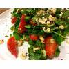 Strawberry Watercress Hazelnut Salad Recipe thumbnail image