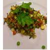 Raw Vegan Grain Free Wild Rice Paella Recipe thumbnail image