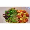 Roasted Golden Beetroot, Onion, Garlic and Freekeh Salad Recipe thumbnail image