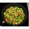 Maple Glazed Brussel Sprouts And Chestnuts Recipe thumbnail image