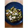 Tagliatelle with Homemade Spinach and Pumpkin Seed Pesto Recipe thumbnail image