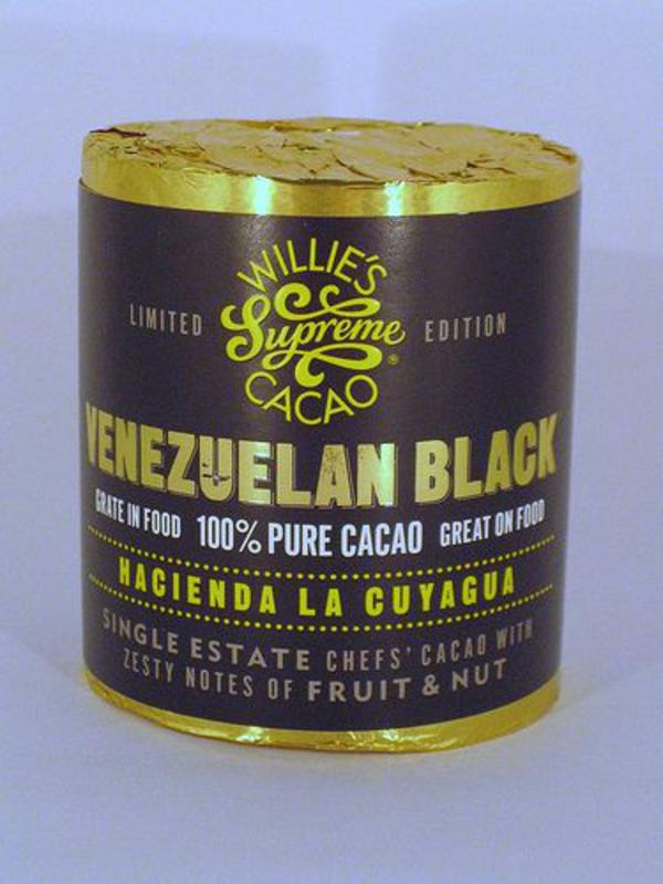 Willies Cacao Block Hacienda La Cuyagua