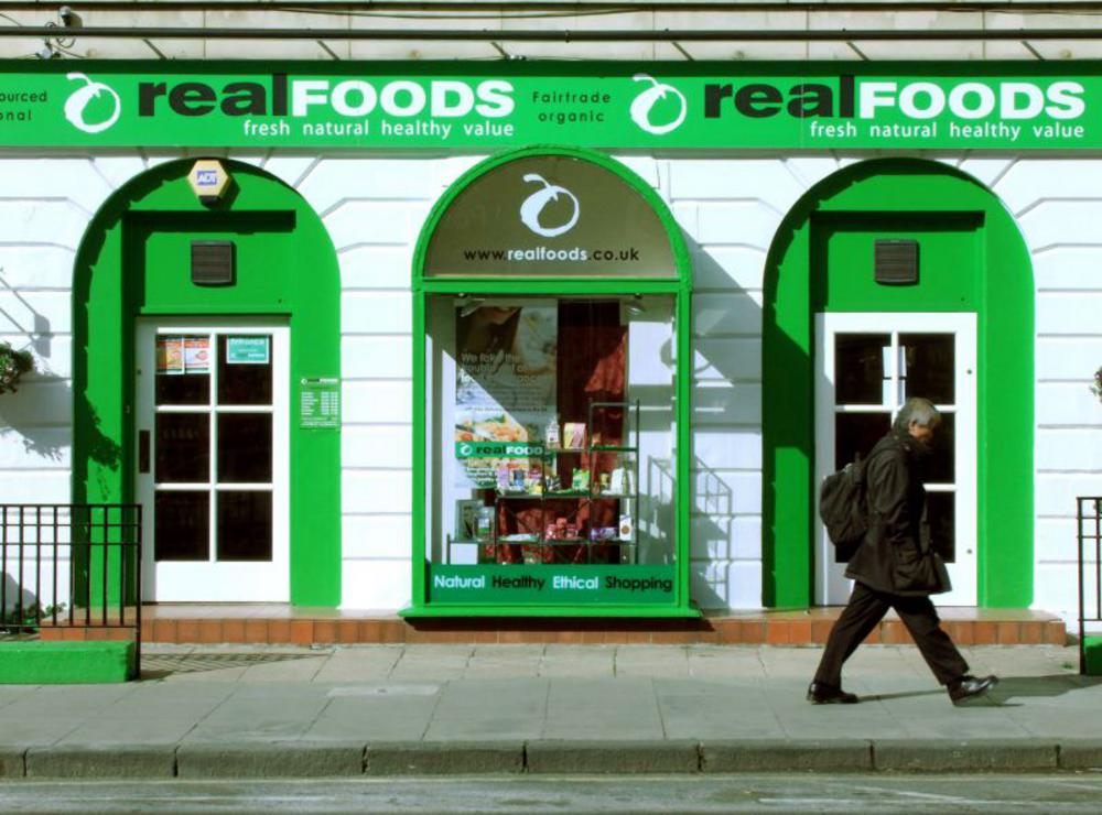 Real Foods Tollcross