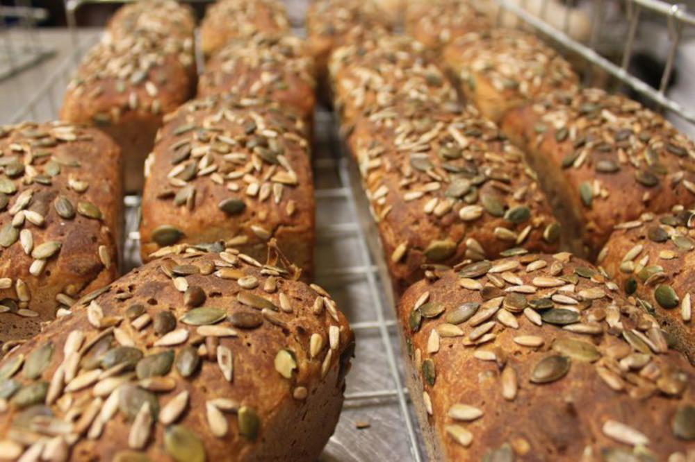 Wheat Free Seeded Rye bread