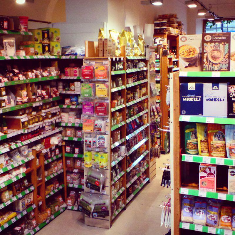 Organic Food Shop Edinburgh