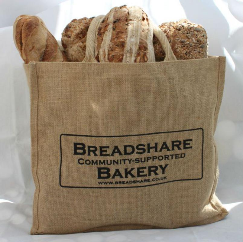 Win a £25 hamper of Breadshare Bakery