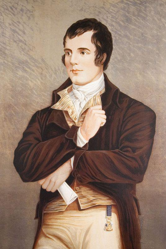 Picture of Robert Burns