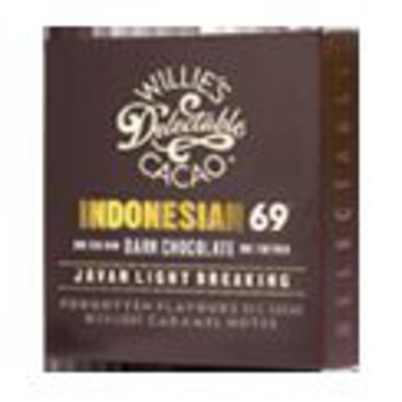 Willies Cacao Indonesian 69