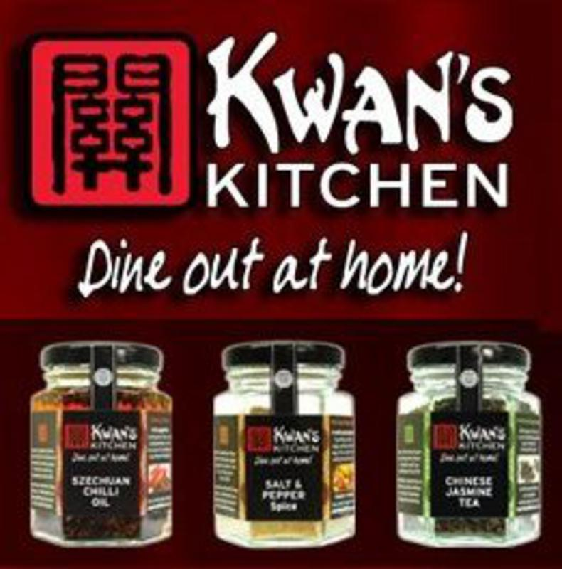 Kwan's Kitchen Chinese sauces