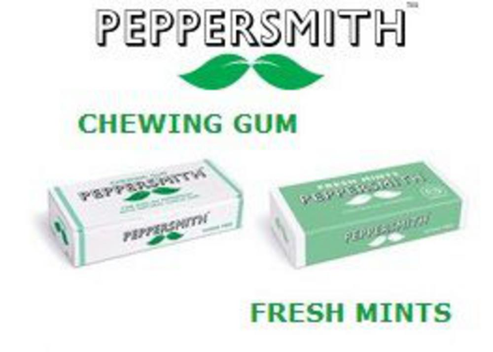 Peppersmith Chewing Gums