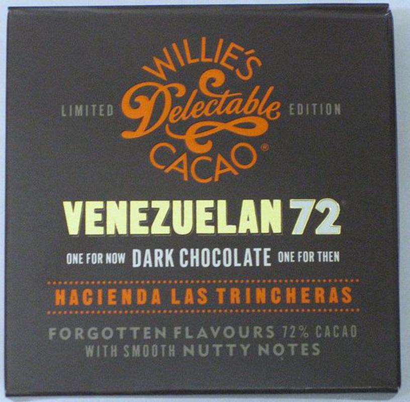 Willies Cacao Hacienda Las Trincheras