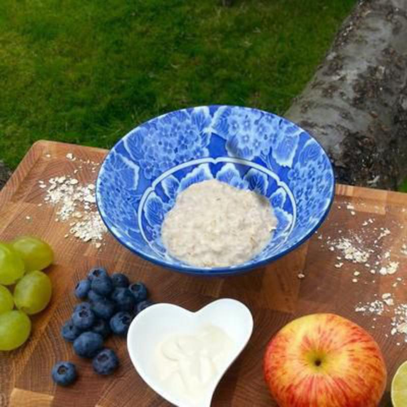 Bircher Muesli Real Foods